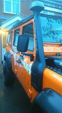 Land Rover Defender 300/TD5/TDCi Snorkel Kit Rétro Style Moderne Grand Kit