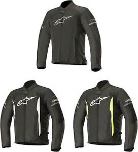 Alpinestars T-Faster Air Jacket - Motorcycle Street Bike Riding Textile Mens
