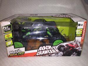 Maisto Tech Rock Crawler Radio Controlled Off-Road Vehicle #81152 Skill Level 3
