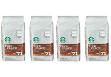 Starbucks Pike Place Whole Bean Roast 5 lbs. - 4 Bags 20 Oz Each