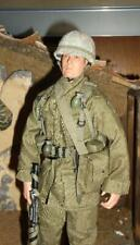 1/6 Sideshow Collectibles Platoon - Chris Taylor - Charlie Sheen Figure Loose