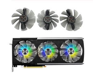 Fan For Sapphire RX 5700 XT RX5700XT 8GB ARGB Cooler  FD10015M12D FDC10H12D9-C