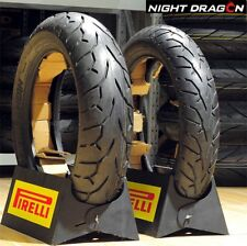 PIRELLI NIGHT DRAGON 130/80-17 & 180/65B16 FRONT/REAR TIRE SET HARLEY TOURING