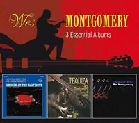 Wes Montgomery - 3 Essential Albums [CD]