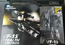toynami robotech vf-1s stealth sdcc exclusive