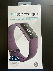 Fitbit Charge 4 Activity Tracker - Rosewood
