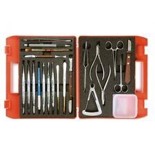 Renfert Laboratory Deluxe Set Dental Technician Instruments Bridge & Crown Tools