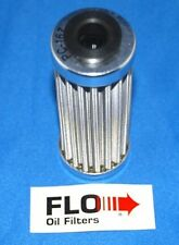 PC Racing Flo Stainless Steel Oil Filter PC167