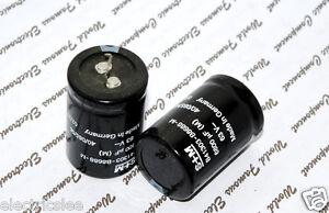 1pcs - SIEMENS (EPCOS) 6800uF 63V Snap-In Electrolytic Capacitor- B41303-B8688-M