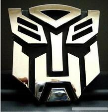 MINI 3D Transformer Autobot Car Badge Sticker (2.5cm * 2.5cm * 3mm )
