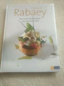 Rabaey Gérard Die Schönsten Rezepte aus Meiner Küche Kochbuch  Neu OVP