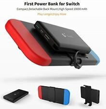 Portable 10000mAh Power Bank Charger for Nintendo Switch - Backup Battery Pack