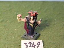 ISABELLA Von cartsein VAMPIRO conta in metallo verniciato (3249) Warhammer Fantasy