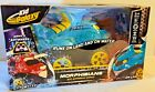 Kid Galaxy Shark Fin Style 2.4 Ghz Morphibian RC Remote Controlled Car Boat NEW