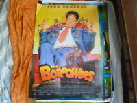 THE BORROWERS 1 SHEET MOVIE POSTER  JOHN GOODMAN
