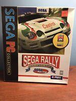 Windows 95 Vintage Rare Sega Rally Racing Video Game PC New Sealed