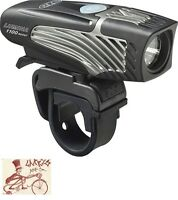 NITERIDER LUMINA 1100 BOOST RECHARGEABLE BICYCLE HEADLIGHT