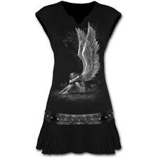 Spiral Enslaved Angel Girls Longshirt Black XL