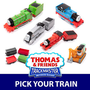 PICK YOUR PART - Thomas & Friends Trackmaster Battery Motorised Trains & Wagons