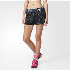 Nouveau Adidas M10 Graphic Gym Shorts-Noir & Gris Floral – Grand-AJ6651