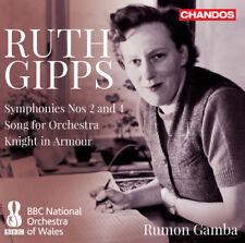 Ruth Gipps - Symphonies 2 & 4 CD