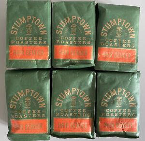 Stumptown Coffee, Hair Bender Citrus & Dark Chocolate, 6 Bags, 12oz, BB 1/20