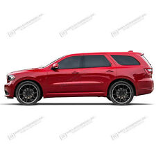 BODY SIDE Moldings PAINTED Trim Moulding For: DODGE DURANGO NO CITADEL 2011-2017
