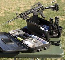 Tactical Range Box AR 15 M16 Gun Maintenance Cleaning Storage Magazine Well Fork