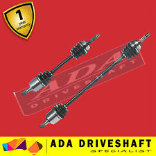 A PAIR OF QUALITY NEW CV JOINT DRIVE SHAFT MAZDA 121 DA DB 1.3L MANUAL