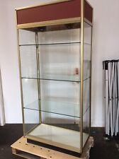 Glazen Kasten Glasvitrine.Schaukasten Vitrine In Laden Vitrinen Gunstig Kaufen Ebay