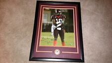 Brandon Flowers Virginia Tech Hokies Signed & Framed 16x20 Chiefs - Chargers