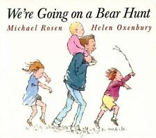 We're Going on a Bear Hunt by Michael Rosen (1989, paperback)