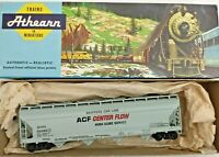 HO scale Athearn 55' ACF center flow hopper  vintage