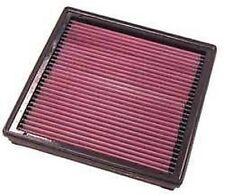 K&n Filtro Aria per Dodge RAM SRT-10 SRT10 8.3 V10 04-07 33-2297