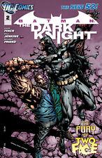 Batman The Dark Knight #2 Dc Comics Nm