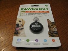 Pawscout The Smarter Pet Tag Outdoor Virtual Leash-Digital Profile/Medical NEW