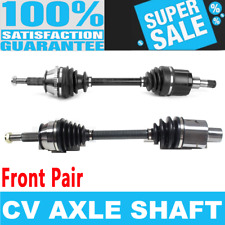 Front 2x CV Joint Axle Shaft for FORD FREESTAR 04-07