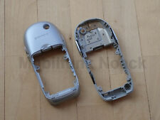 Original siemens s55 B-cover   fondos cover   parte central en plata Silver nuevo