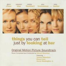 Things You Can Tell Just By Looking At Her: Soundtrack PROMO w/ Artwork MUSIC CD