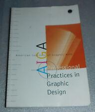 Professional Practices Graphic Design American Institute Arts 1998 Crawford AIGA