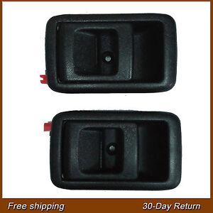 Fit Toyota Tercel Tacoma 4Runner Camry Inside Left Right Side Door Handle 01-04