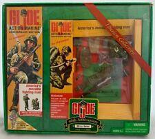 "2003 Hasbro Gi Joe 12"" Action Marine Figure #8 In Series,40th Anniversary"