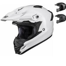 THH TX-24 Plain Motocross Helmet MX ATV Quad Pit Bike Off Road Adventure Lid