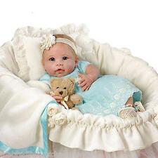 Linda Murray You Are So Beautiful Lifelike So Truly Real Baby Doll: Ashton Drake