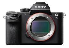 Sony Alpha A7S II 12.2 MP Spiegellose Systemkamera - Schwarz