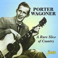 A Rare Slice of Country by Porter Wagoner (CD, Jul-2000, Jasmine Records)