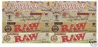 Rizla Natura, Raw, Hornet Hemp Kingsize Rolling Papers Set King Size Paper
