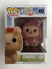 The Wizard of Oz - Cowardly Lion Pop! Vinyl Figure #40 NEW Funko Vaulted
