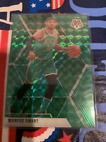 Marcus Smart 2019-20 Panini Mosaic Prizm Green Prizm SP Boston Celtics