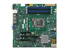 Supermicro X11SSL-F Motherboard microATX Xeon E3-1200 C232 FULL WARRANTY